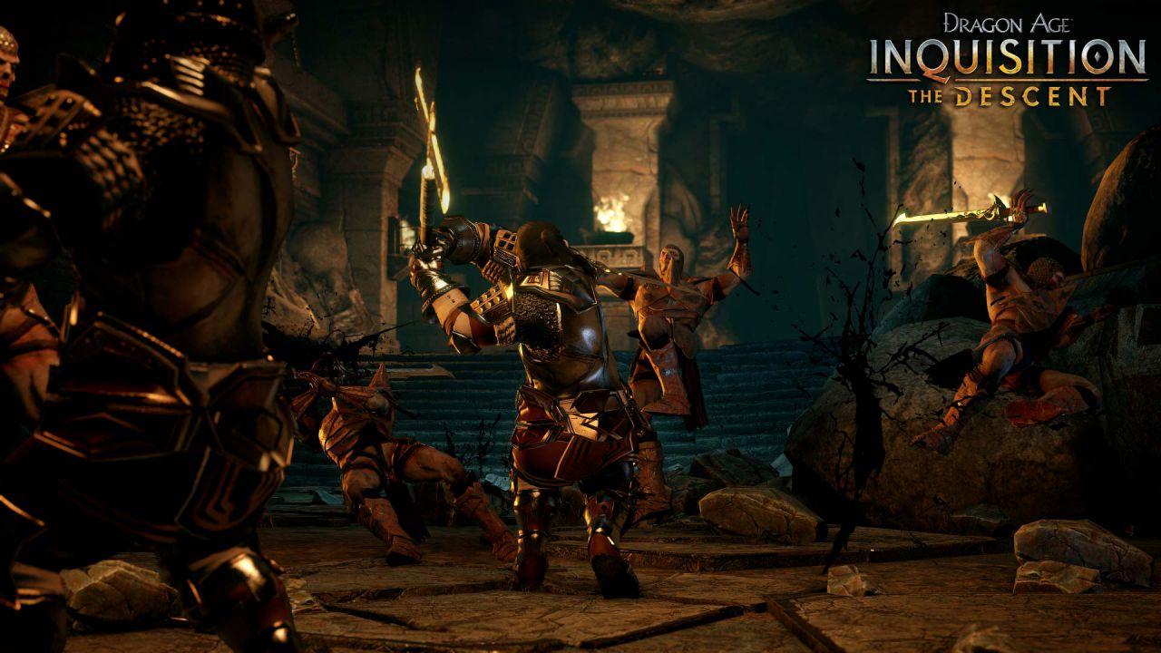 La prossima patch di Dragon Age Inquisition introdurrà un nuovo personaggio per il multiplayer