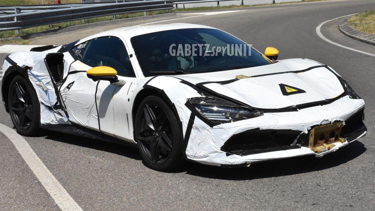 La prossima supercar Ferrari potrebbe essere più potente del previsto