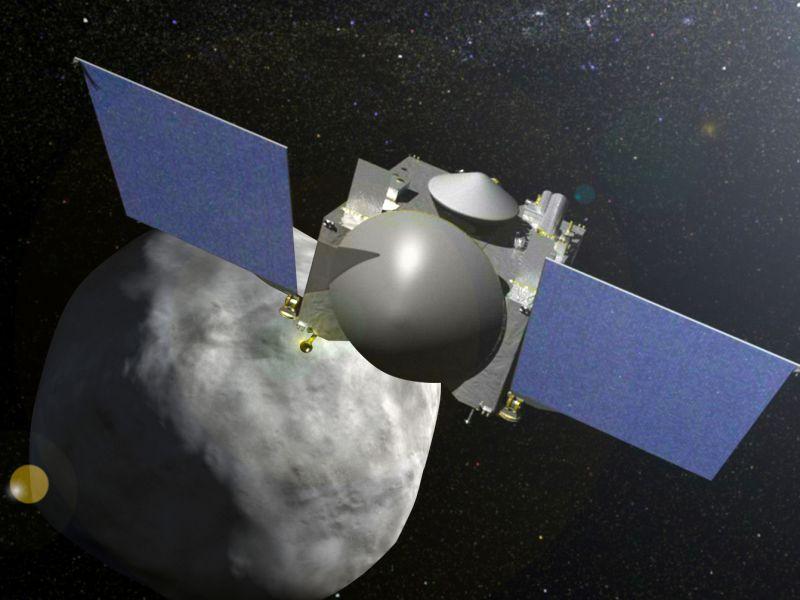 La raccolta dei campioni di un asteroide è stata rimandata a causa del coronavirus