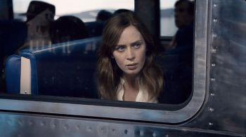 La ragazza del treno: disponibile il poster ufficiale