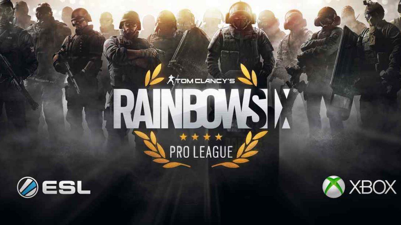 La Rainbow Six Pro League inizierà il 4 marzo durante l'ultima tappa dell'Intel Extreme Masters