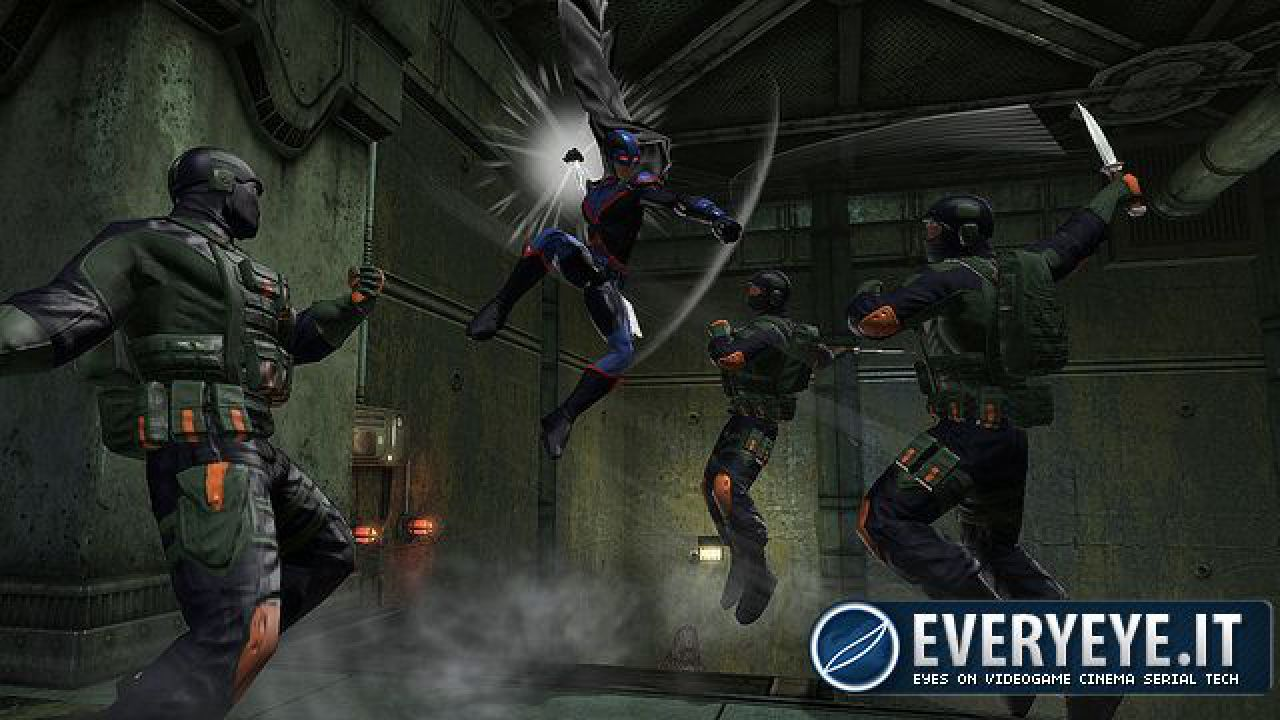 La realtà è in pericolo nell'ultimo pacchetto DLC di DC Universe Online: Origin Crisis