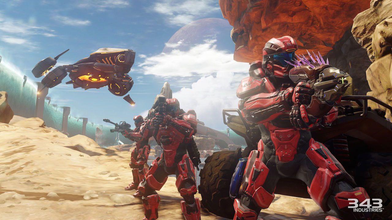 La risoluzione di Halo 5 Guardians non è stata ancora scelta
