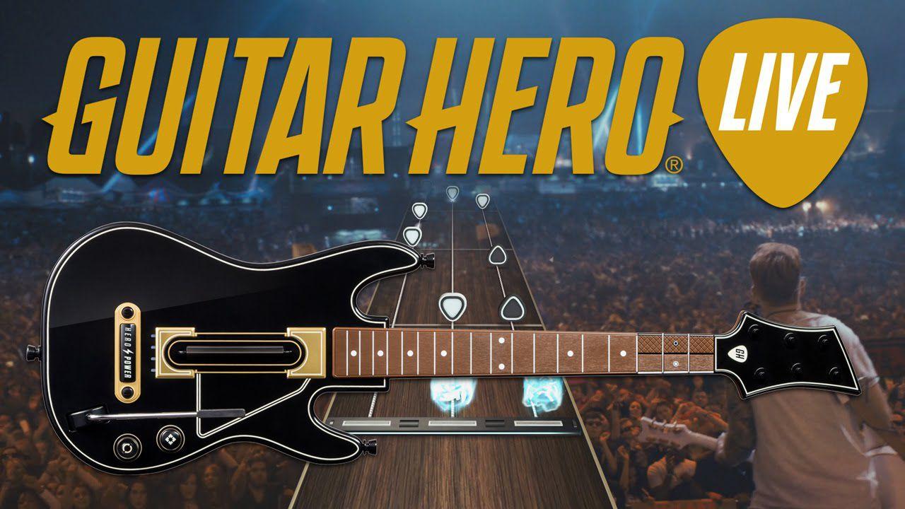 La scaletta di Guitar Hero Live tocca quota 100 canzoni