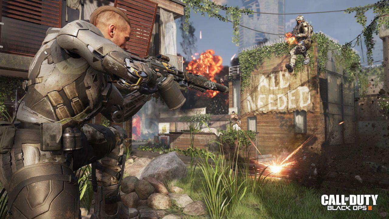 La scena professionale di Call of Duty Black Ops 3 si sposta su PS4