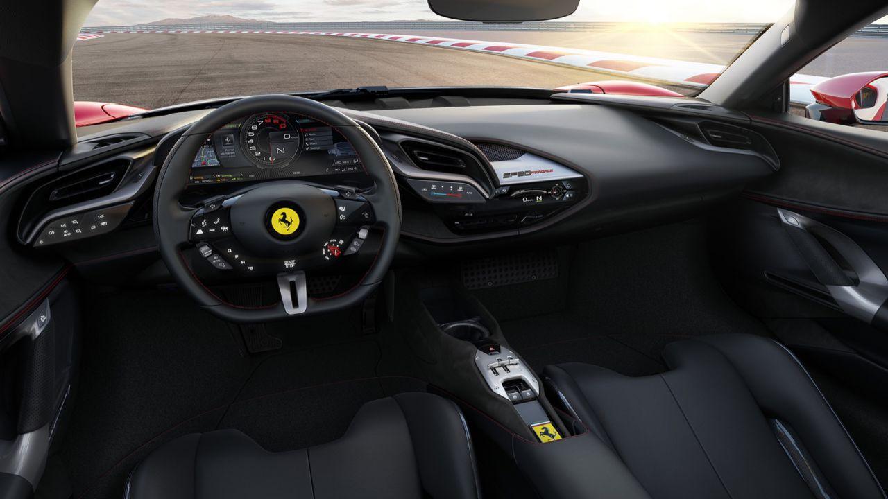 La scheda tecnica completa della nuova Ferrari SF90 Stradale