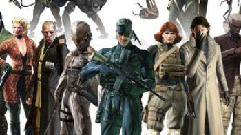 La serie Metal Gear ha venduto 31 milioni di copie nel mondo