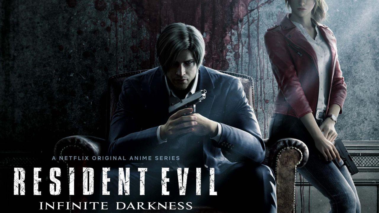 La serie Netflix Resident Evil: Infinite Darkness sarà canonica per il franchise?
