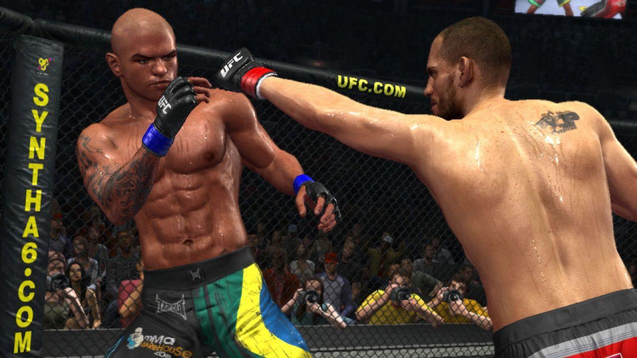 La serie UFC Undisputed potrebbe non essere più a cadenza annuale
