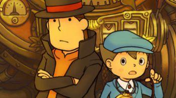 La serie di videogiochi del Professor Layton raggiunge gli 11 milioni di copie
