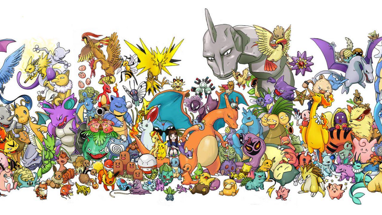 La settima generazione di Pokemon in arrivo nel 2016?