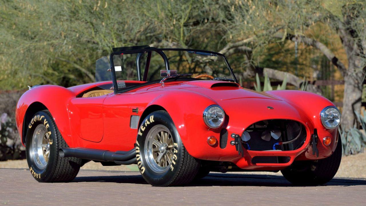 La Shelby 427 Cobra di Paul Walker è in vendita: l'esemplare è stupendo
