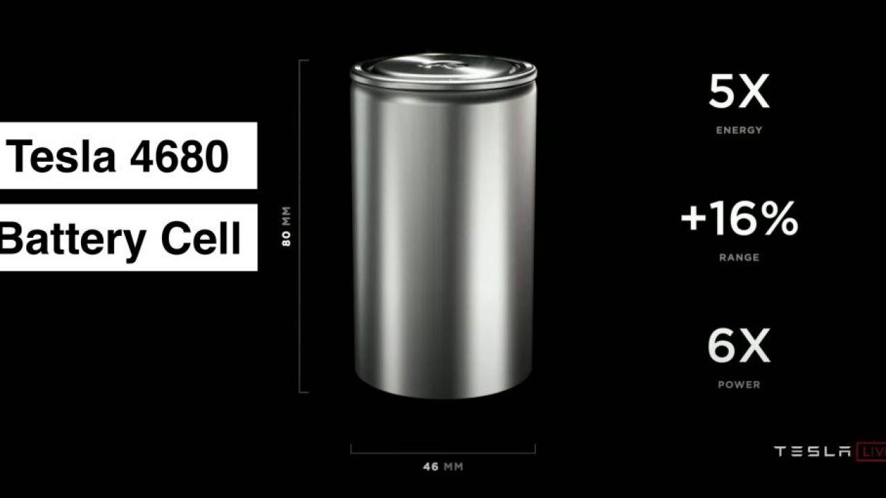 La sinergia Tesla-Panasonic è più forte che mai: in arrivo le batterie con celle 4680
