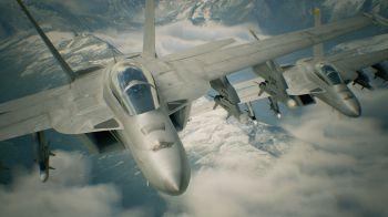 La sinossi della storia di Ace Combat 7 è già pronta