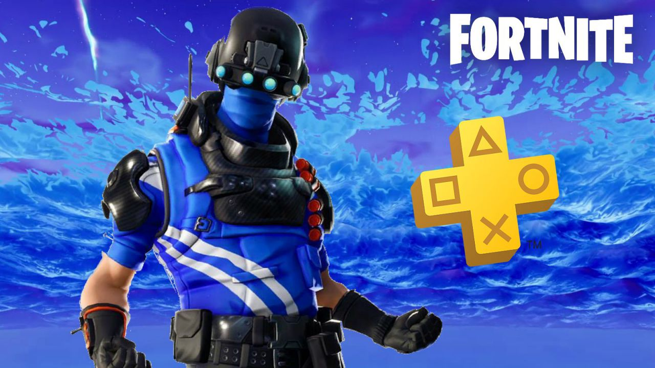 La skin Carbon di Fortnite gratis con PlayStation Plus ...