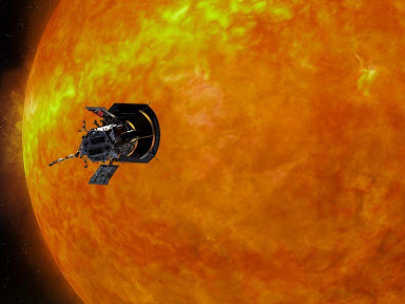 La sonda che sta sfidando il Sole sta iniziando nuovamente ad osservare la nostra stella