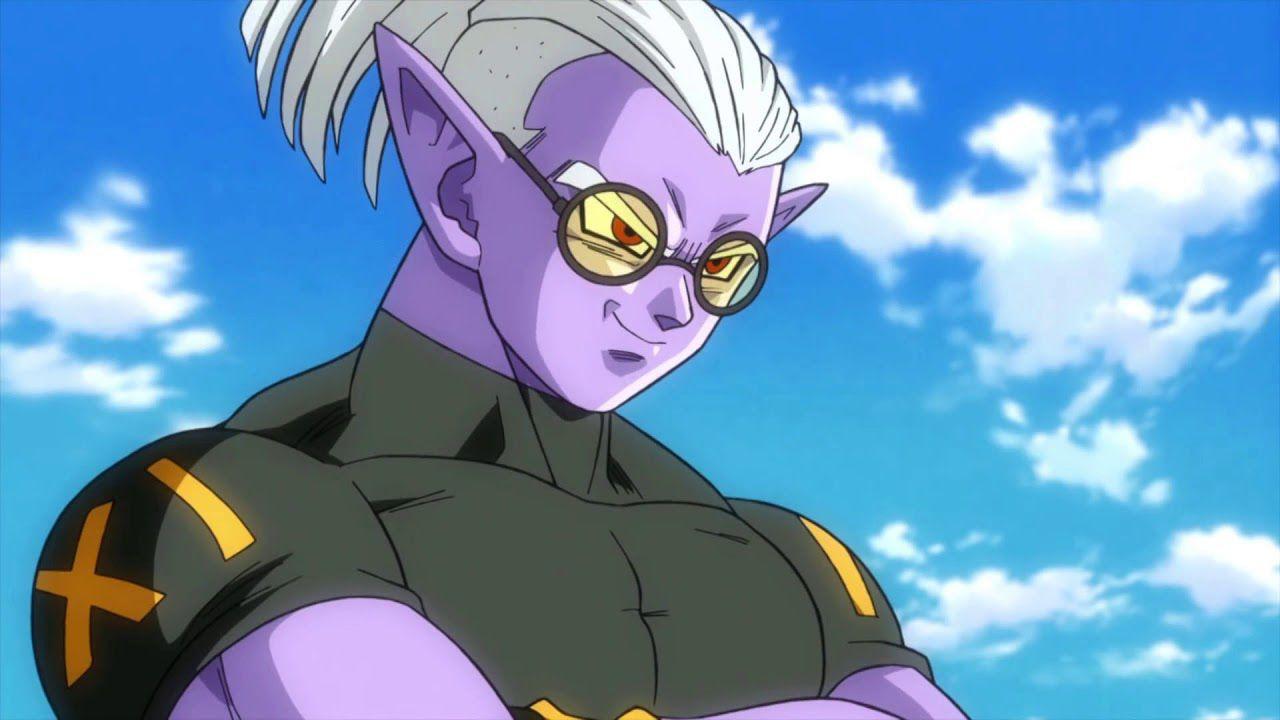 La storia di un personaggio di Super Dragon Ball Heroes ricorda molto Superman