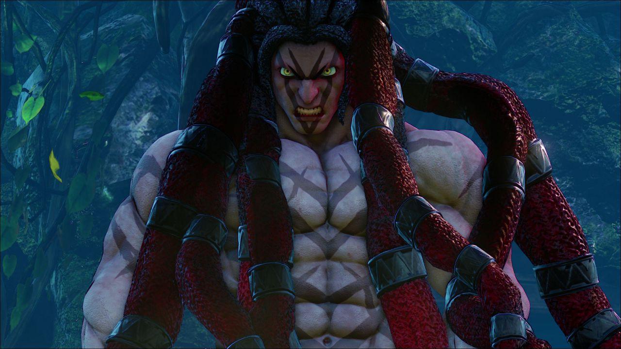 La storia di Street Fighter V verrà narrata in un modo nuovo