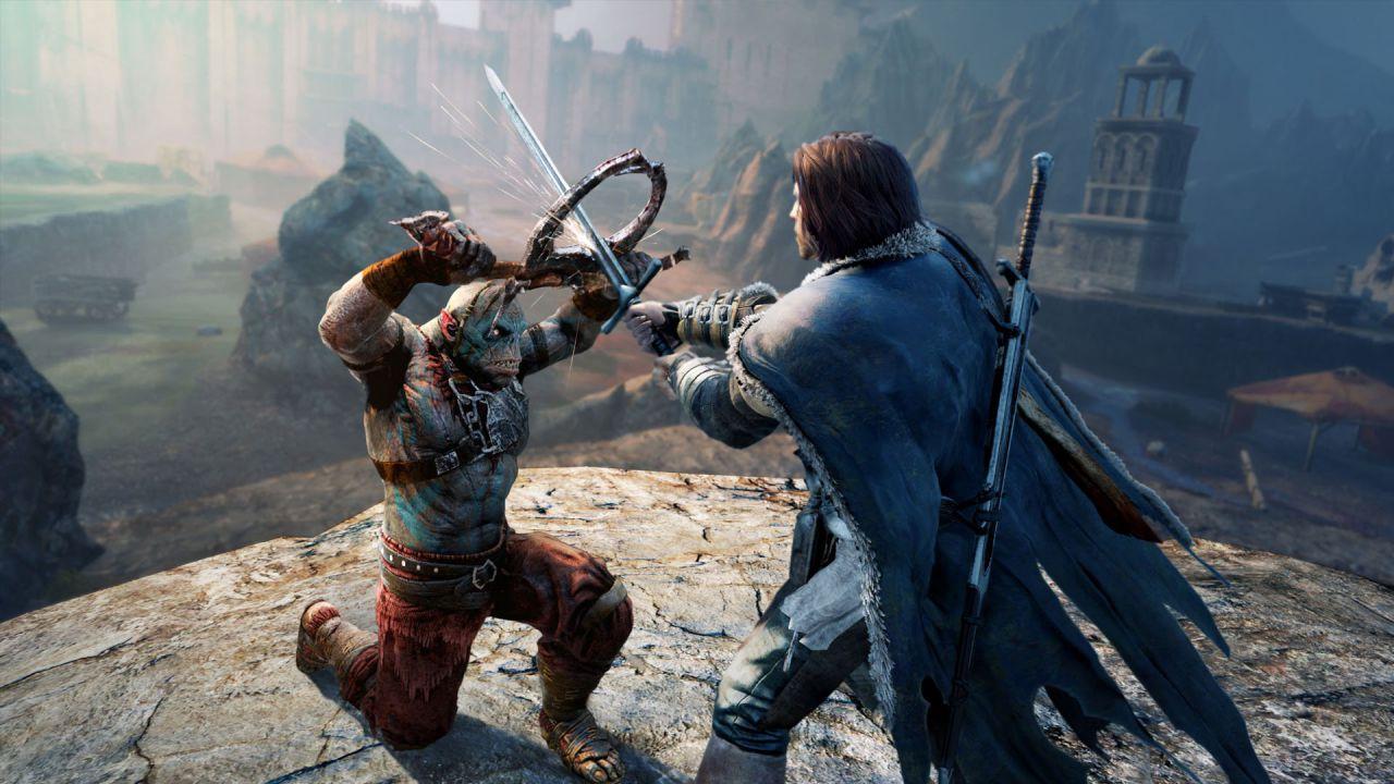 La Terra di Mezzo: L'Ombra di Mordor è disponibile per PlayStation 3 e Xbox 360