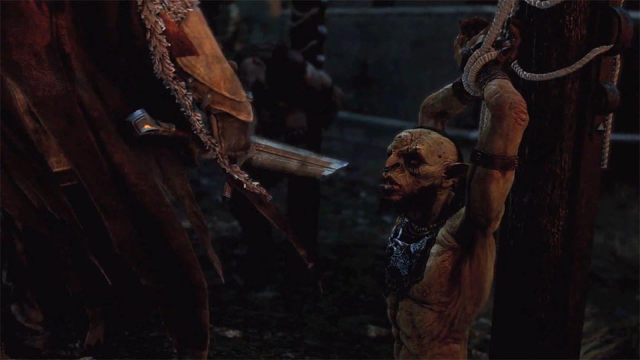 La Terra di Mezzo L'Ombra di Mordor, spot TV americano