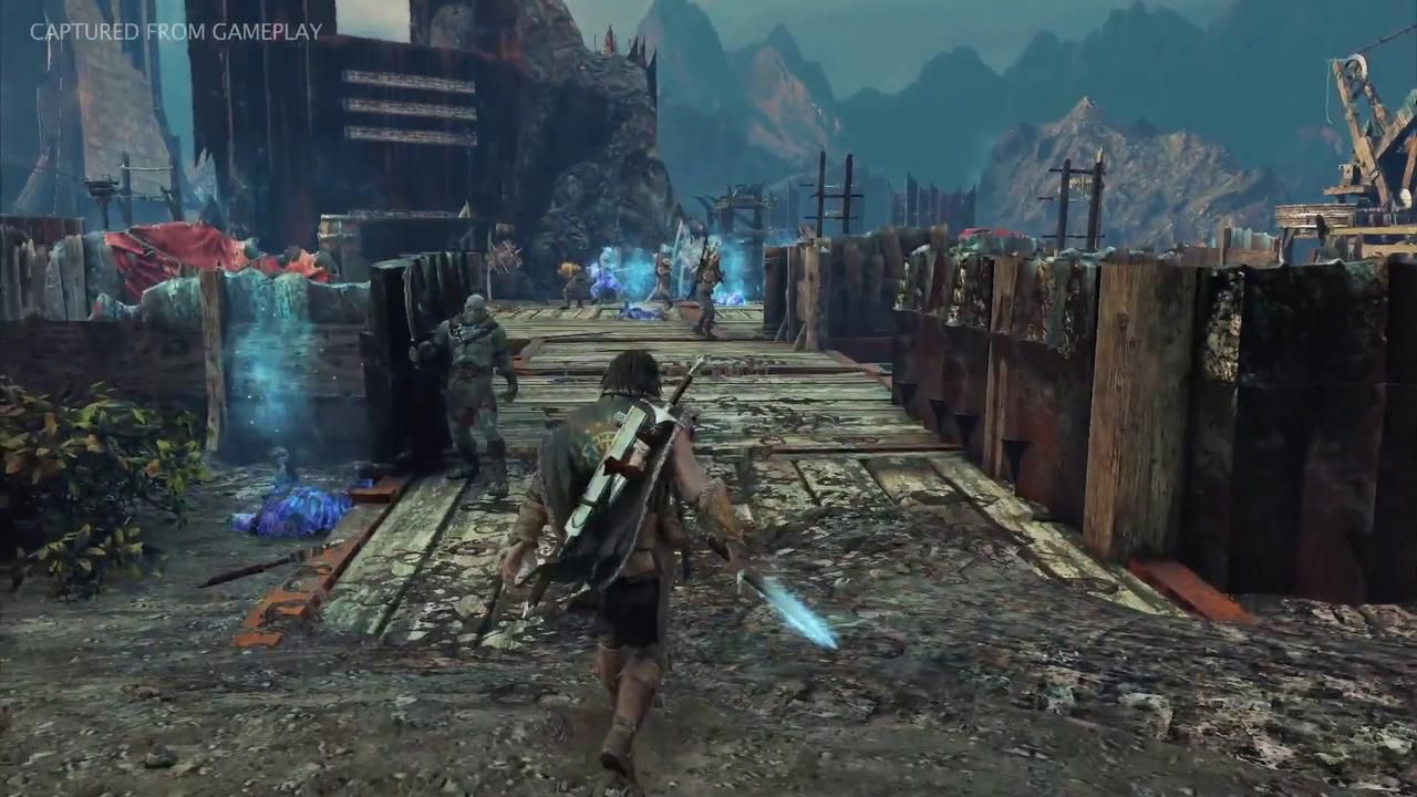 La Terra di Mezzo: L'Ombra di Mordor, versione Xbox One a 1080p/30fps grazie alla patch del Day One