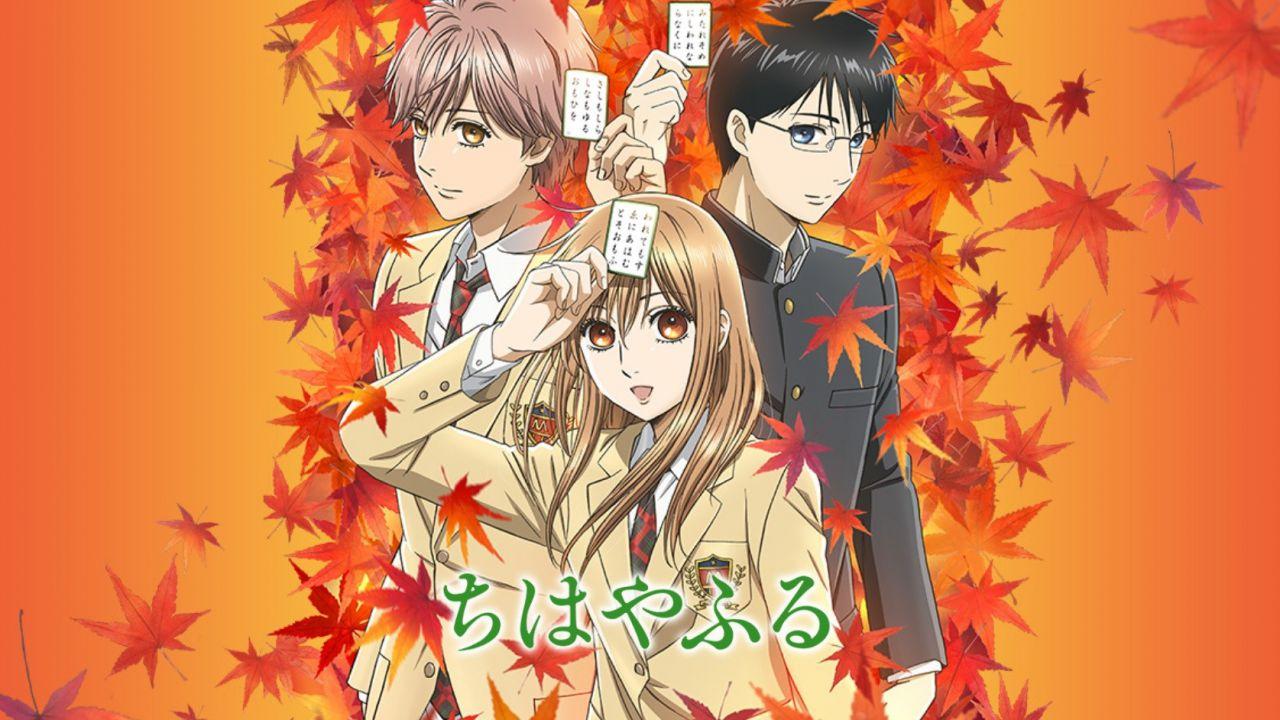 La terza stagione di Chihayafuru si mostra in un nuovo trailer