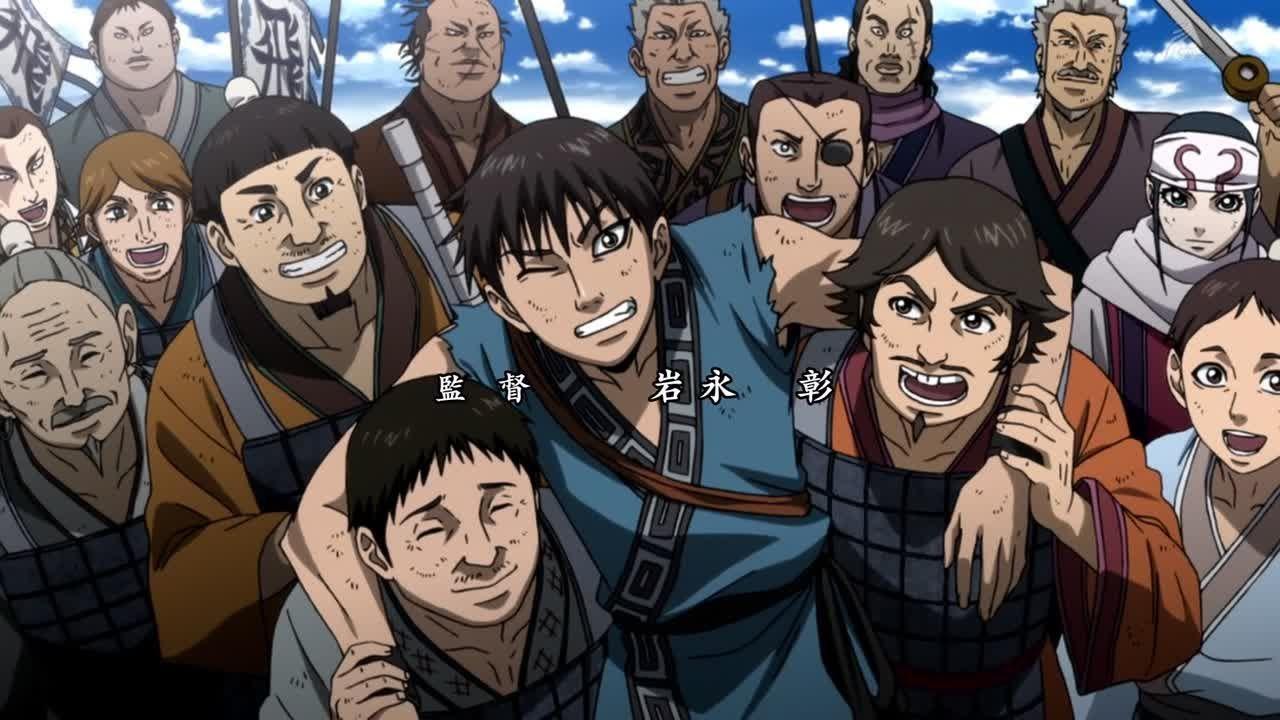 La terza stagione di Kingdom debutta il 5 aprile, svelato il numero di episodi