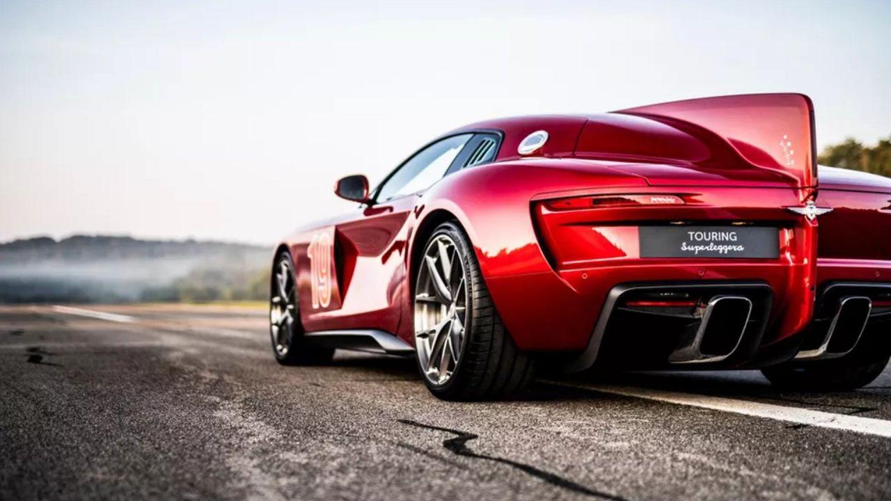 La Touring Aero 3 è una assurda Ferrari modificata: ecco i dettagli