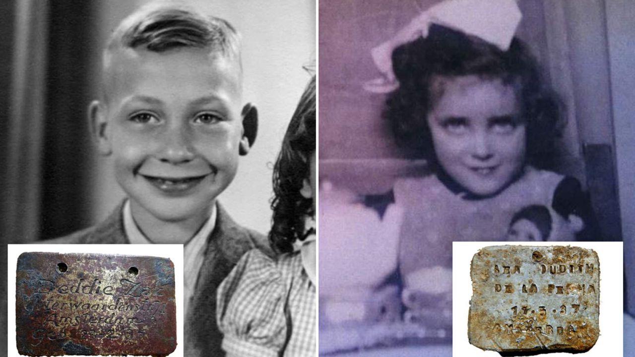 La tragica scoperta delle targhette di 4 bambini uccisi dai nazisti in un lager in Polonia