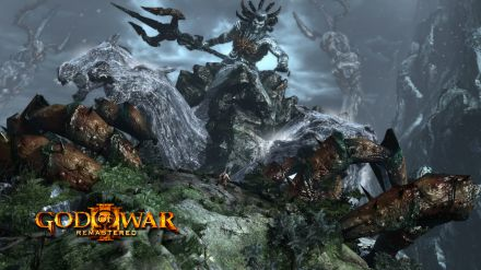 La trilogia di God of War completata in tempo record