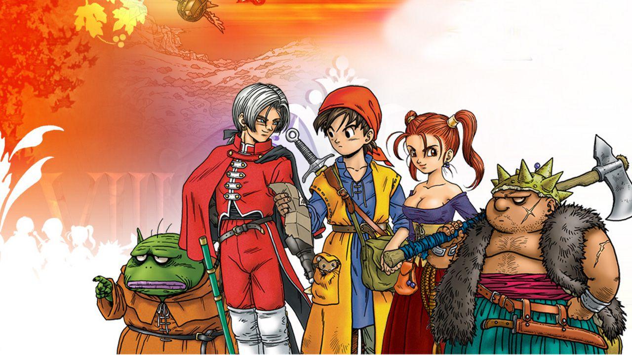 La versione 3DS di Dragon Quest VIII si mostra in nuove immagini