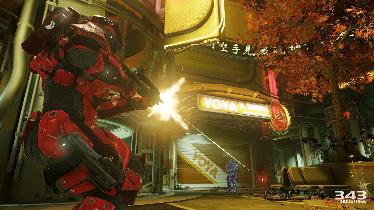 La versione GamesCom di Halo 5 Guardians non è la più recente
