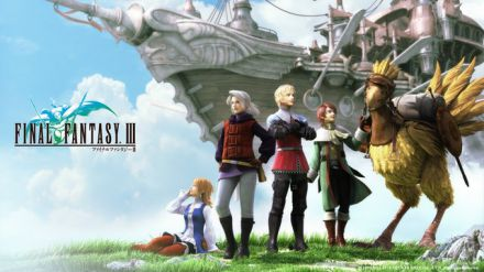 La versione giapponese di Final Fantasy III per PSP avrà i sottotitoli in inglese