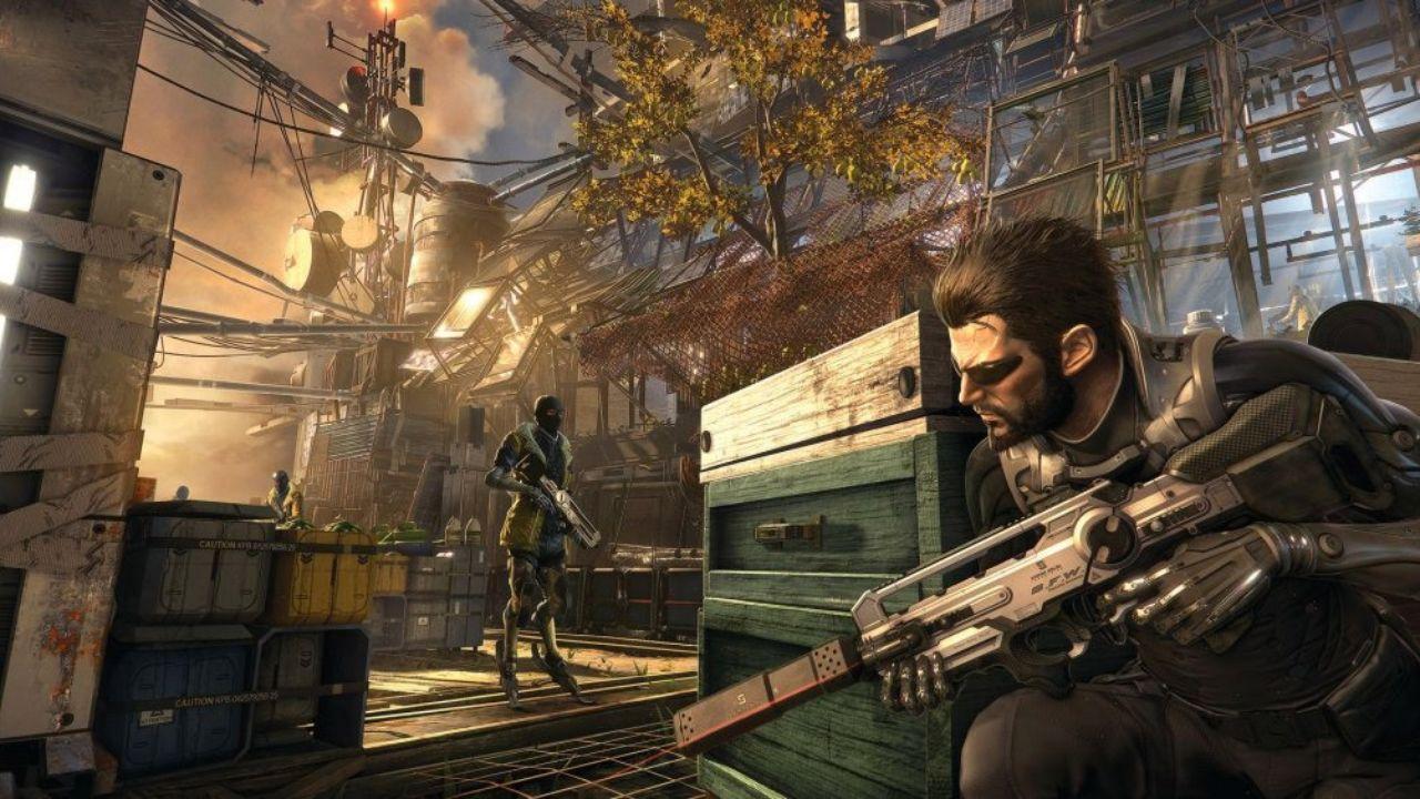 La versione PC di Deus Ex Mankind Divided non è sviluppata da Eidos Montreal