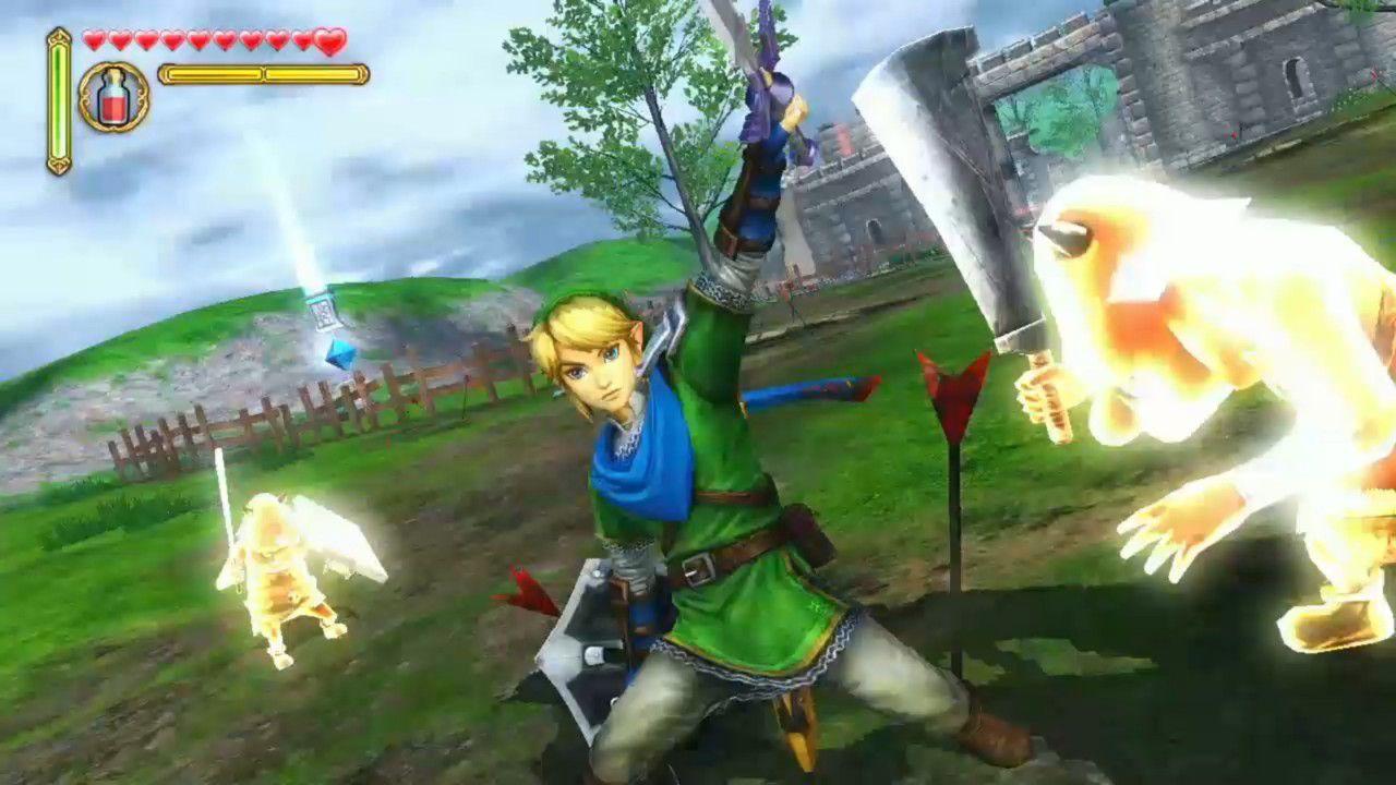 La versione portatile di Hyrule Warriors vedrà l'introduzione di nuovi personaggi