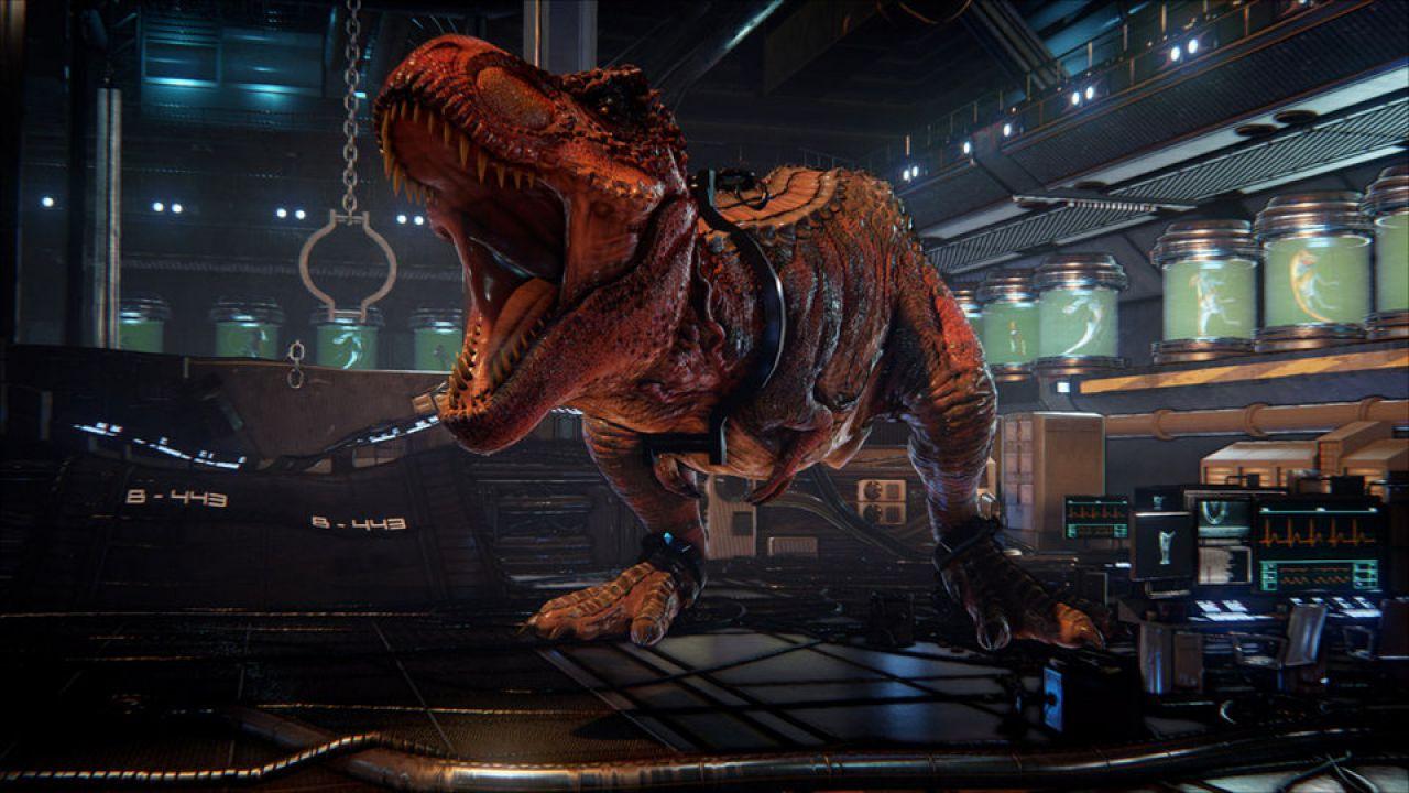 La versione PS4 di Primal Carnage Extinction si mostra in nuove immagini