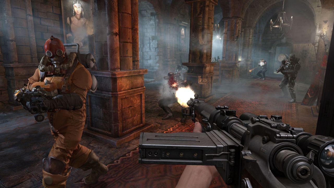 La versione retail di Wolfenstein The Old Blood esce oggi nei negozi
