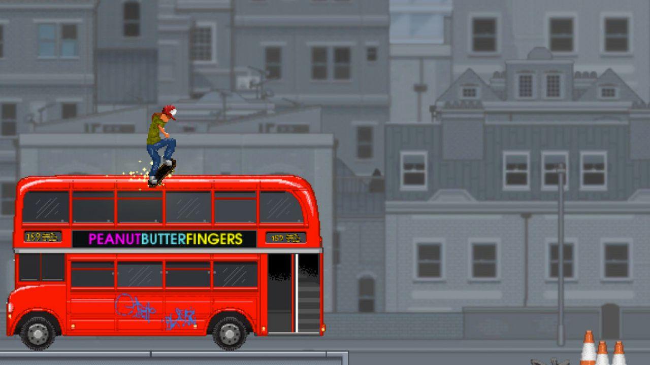 La versione Wii U di OlliOlli si mostra in un nuovo video gameplay