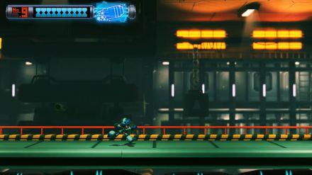 La versione Xbox One di Mighty No. 9 si mostra in un video gameplay off-screen
