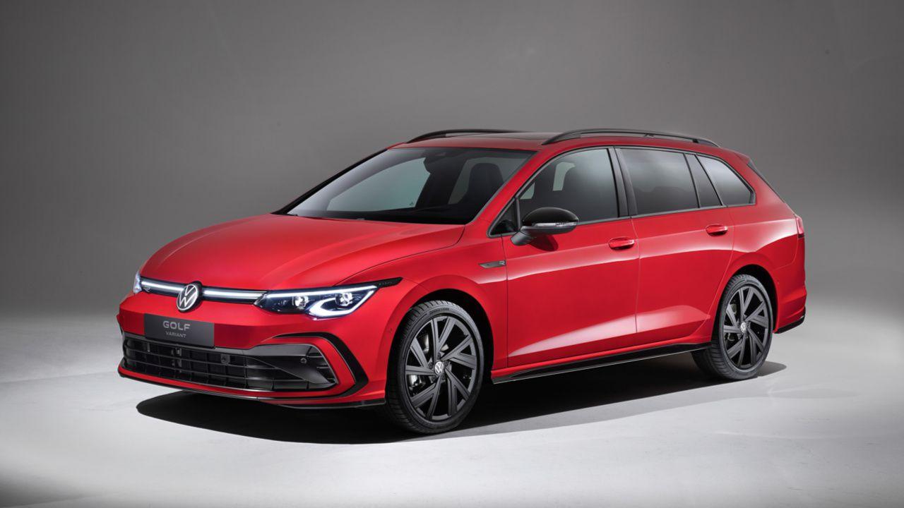 La Volkswagen Golf 8 Variant sta arrivando: al via gli ordini