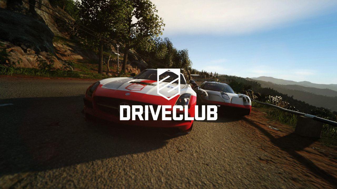 La Volkswagen GTI Design Vision di DriveClub corre in un video