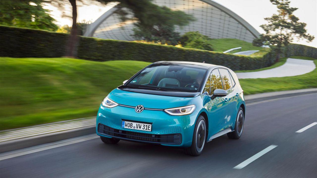 La Volkswagen ID.3 arriva in Italia: batterie e versioni per il nostro mercato