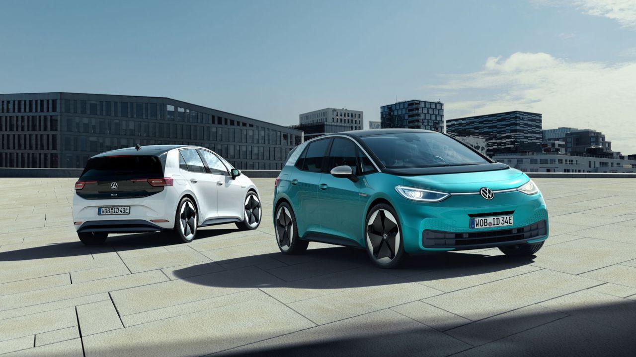 La Volkswagen ID.3 con batteria più grande omologata per 4 passeggeri, le novità