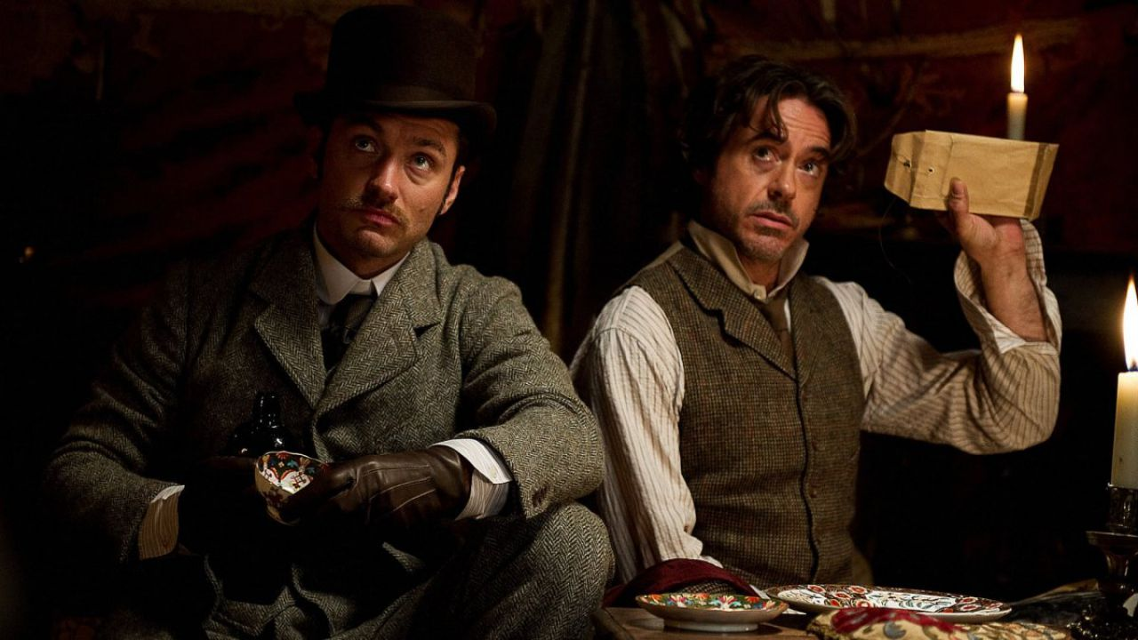 La Warner riceverà un incentivo di $21 milioni per girare Sherlock Holmes 3 in California