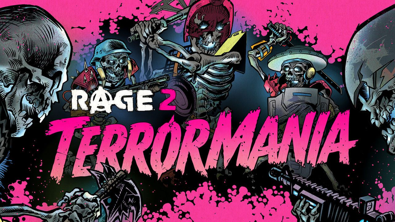 La Zona Devastata di RAGE 2 si tinge d'horror con la nuova espansione TerrorMania