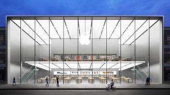 Ladri entrano in un Apple Store e rubano iPhone per 13mila Dollari