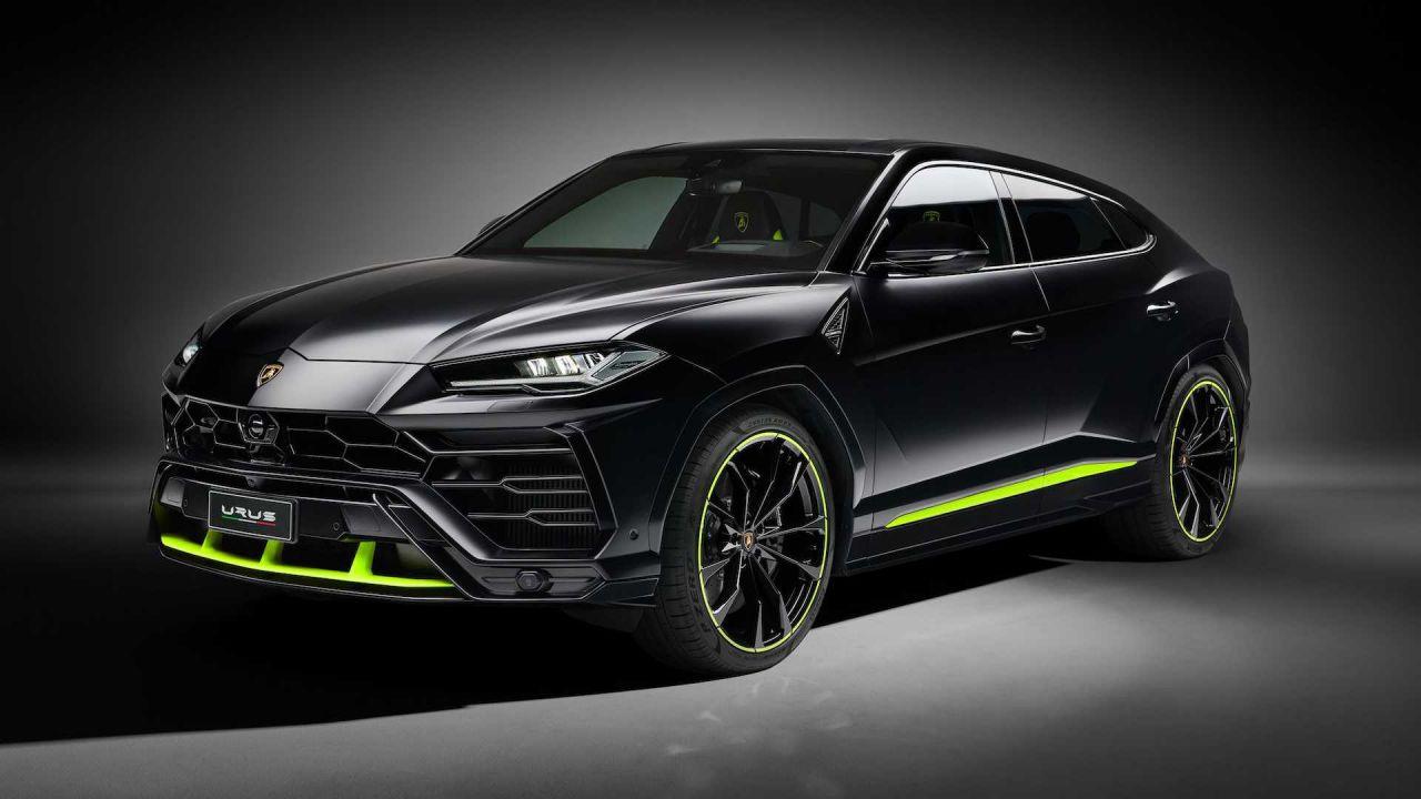 Lamborghini Urus Graphite Capsule: c'è un nuovo pacchetto per il Super SUV