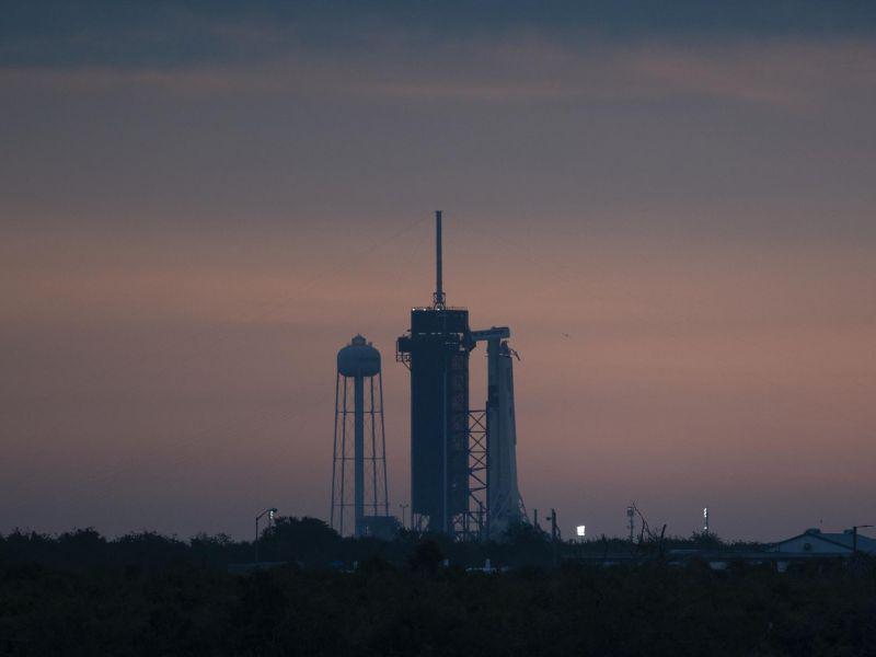 Lancio riuscito: i due astronauti di SpaceX sono partiti con successo da Cape Canaveral