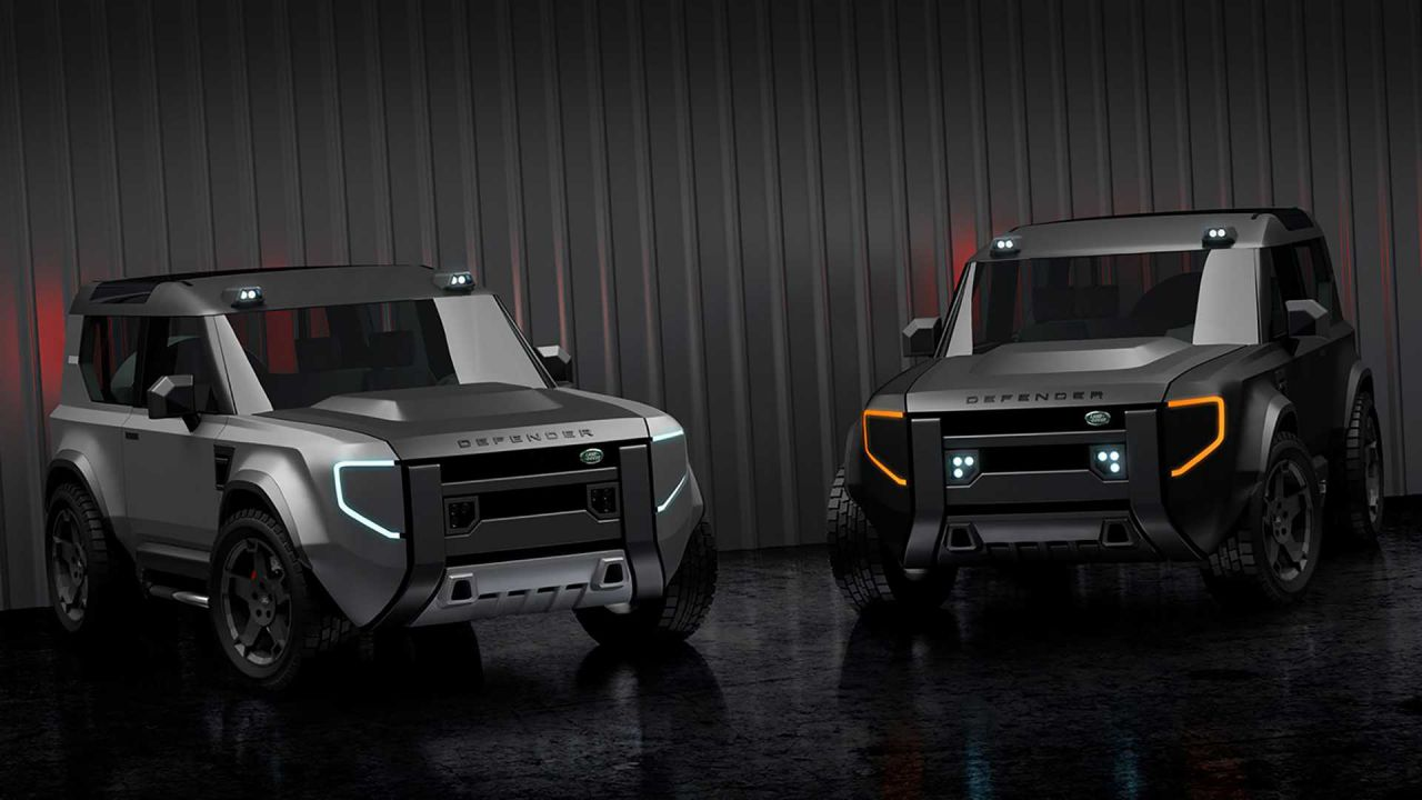 Land Rover Defender 'baby', ecco i primi render dell'accessibile fuoristrada