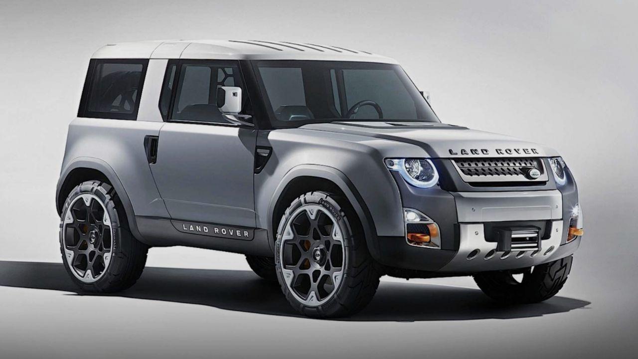 Land Rover al lavoro su un Defender 'economico' e uno 100% elettrico